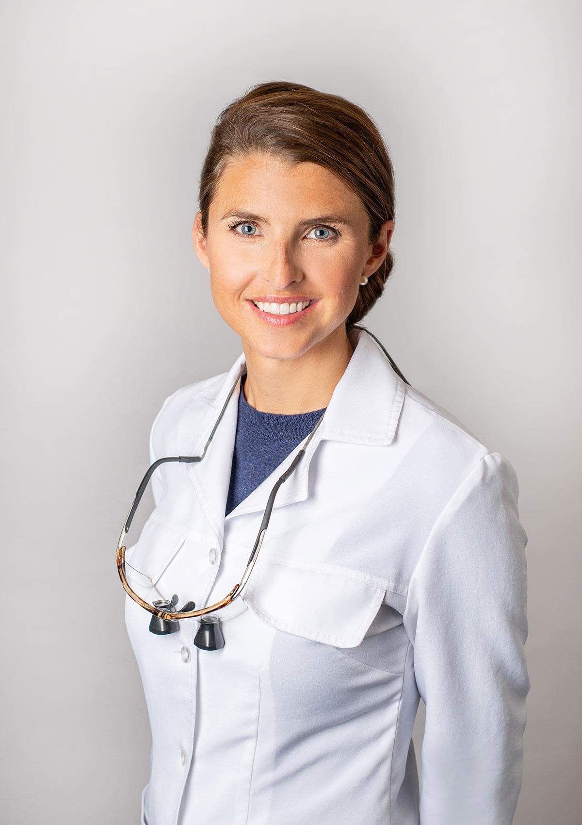 Dre Audrey Fontaine, chirurgienne-dentiste